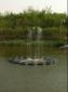 太阳能漂浮喷泉