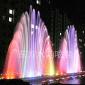 喷泉,音乐喷泉